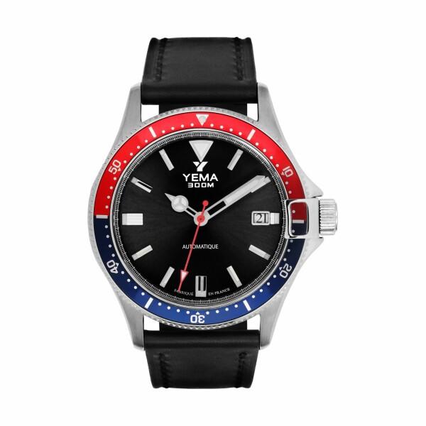 Montre Yema Pro Diver Automatique YMHF1554A-AA