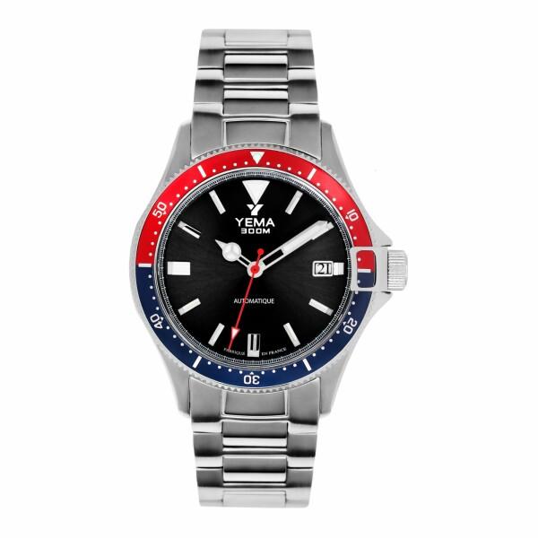 Montre Yema Pro Diver Automatique YMHF1554A-AM