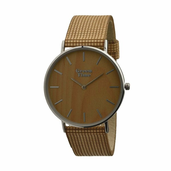 Montre Green Time en bois ZW060B