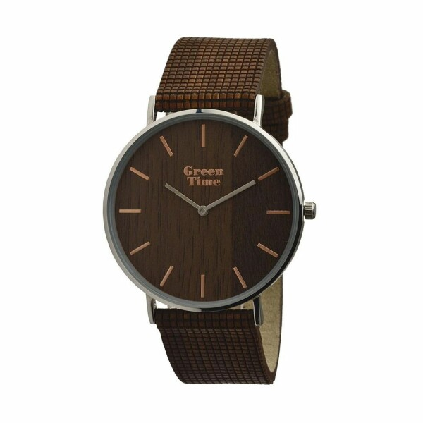 Montre Green Time en bois ZW060C