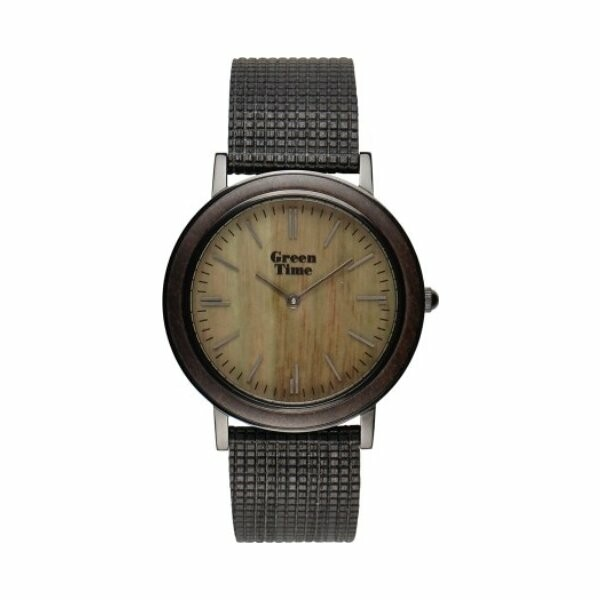 Montre Green Time en bois ZW085A