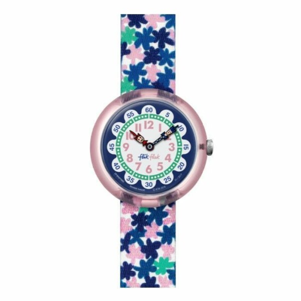 Montre Flik-Flak London flower