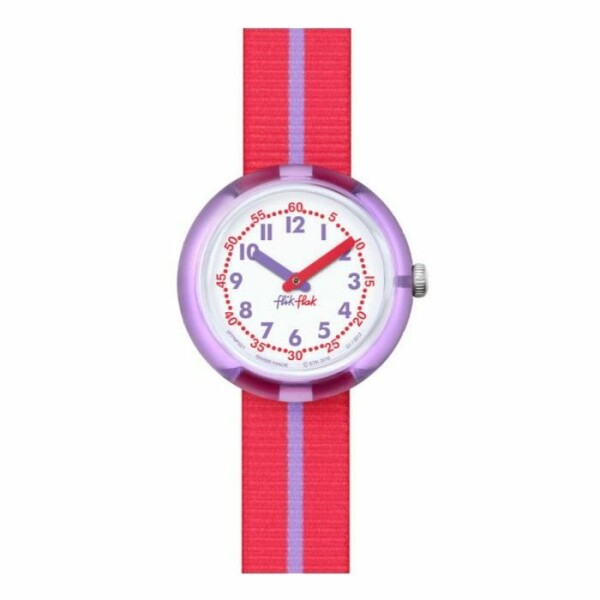 Montre Flik-Flak Purple band