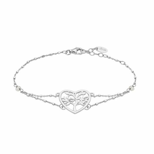 Bracelet Lotus Silver Moments arbre de vie en argent