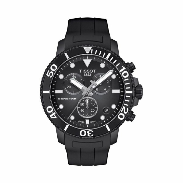 Montre Tissot T-Sport Seastar 1000 Chronograph
