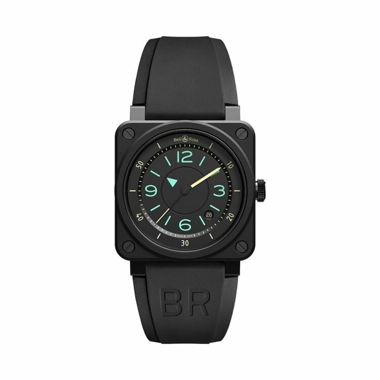 Montre Bell & Ross BR 03-92 Bi-Compass Edition limitée