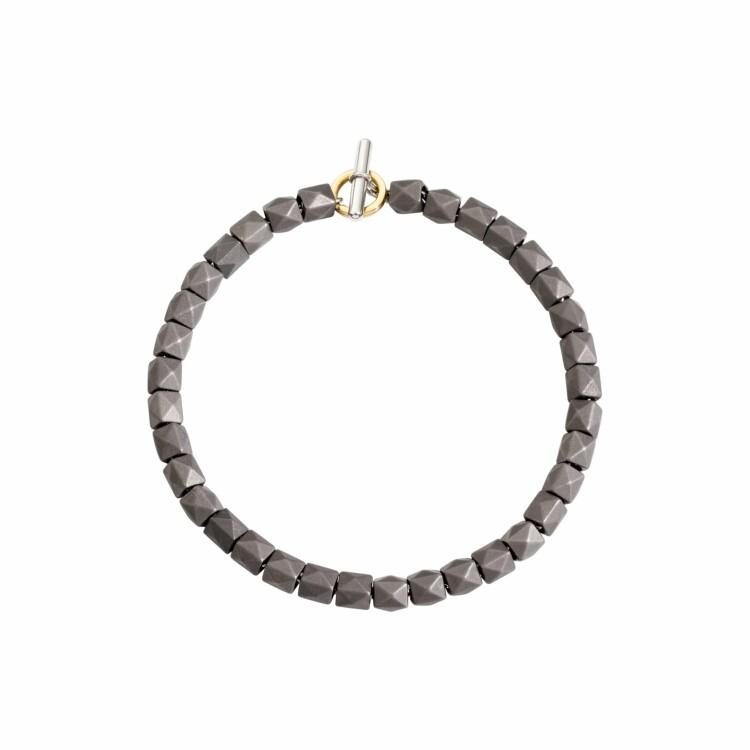 Bracelet DoDo en titane 18.5 cm
