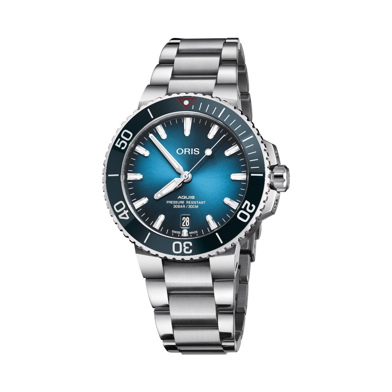 Montre Oris Clean Ocean Limited Edition vue 1