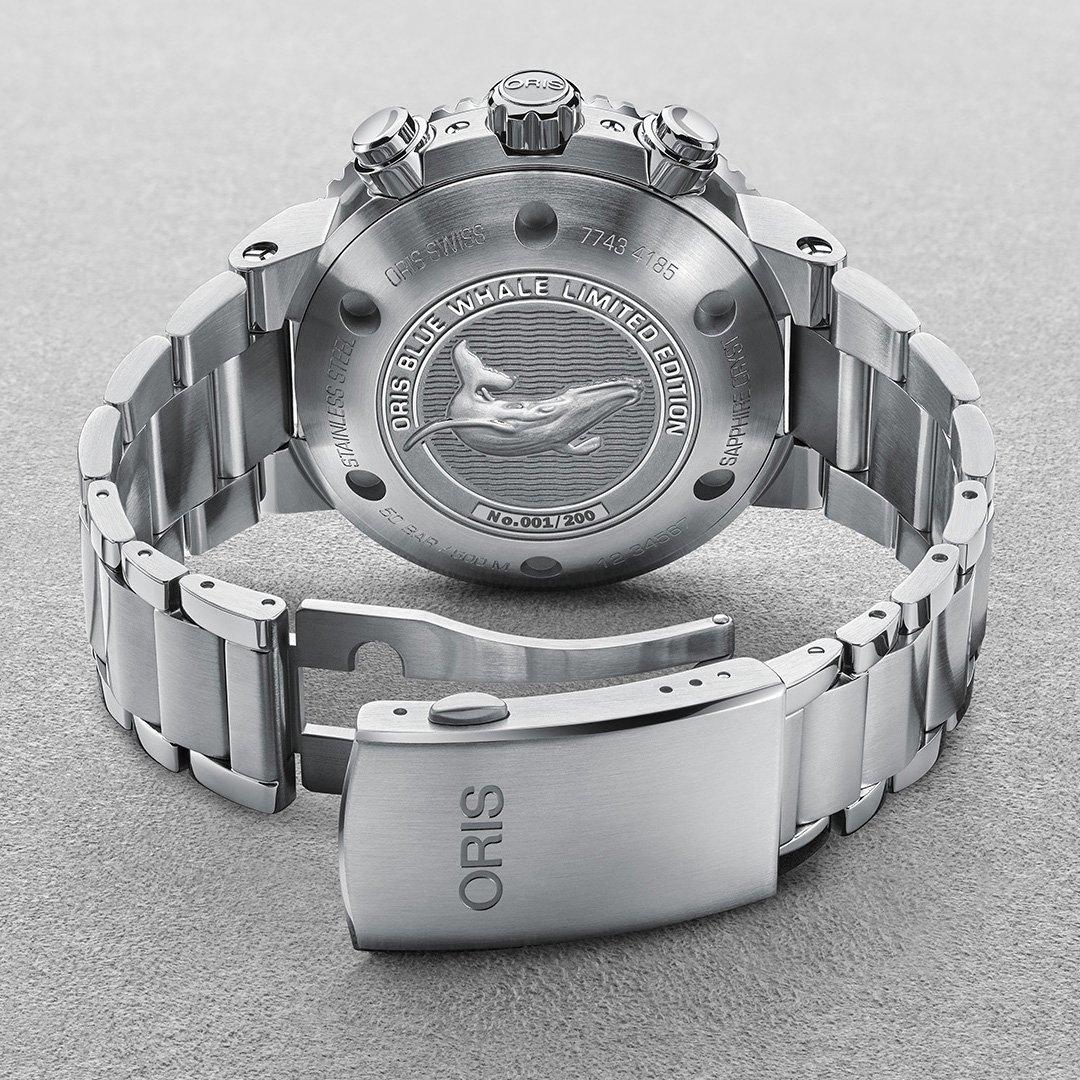 Coffret de montre Oris Ocean Trilogy vue 4