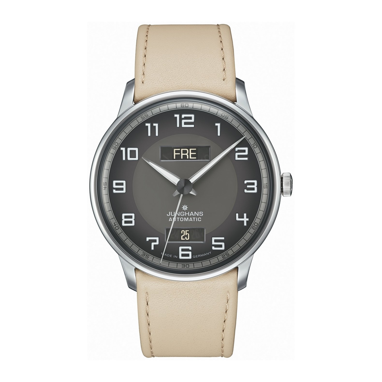 Montre Junghans Meister Driver Day Date 027/4721.00