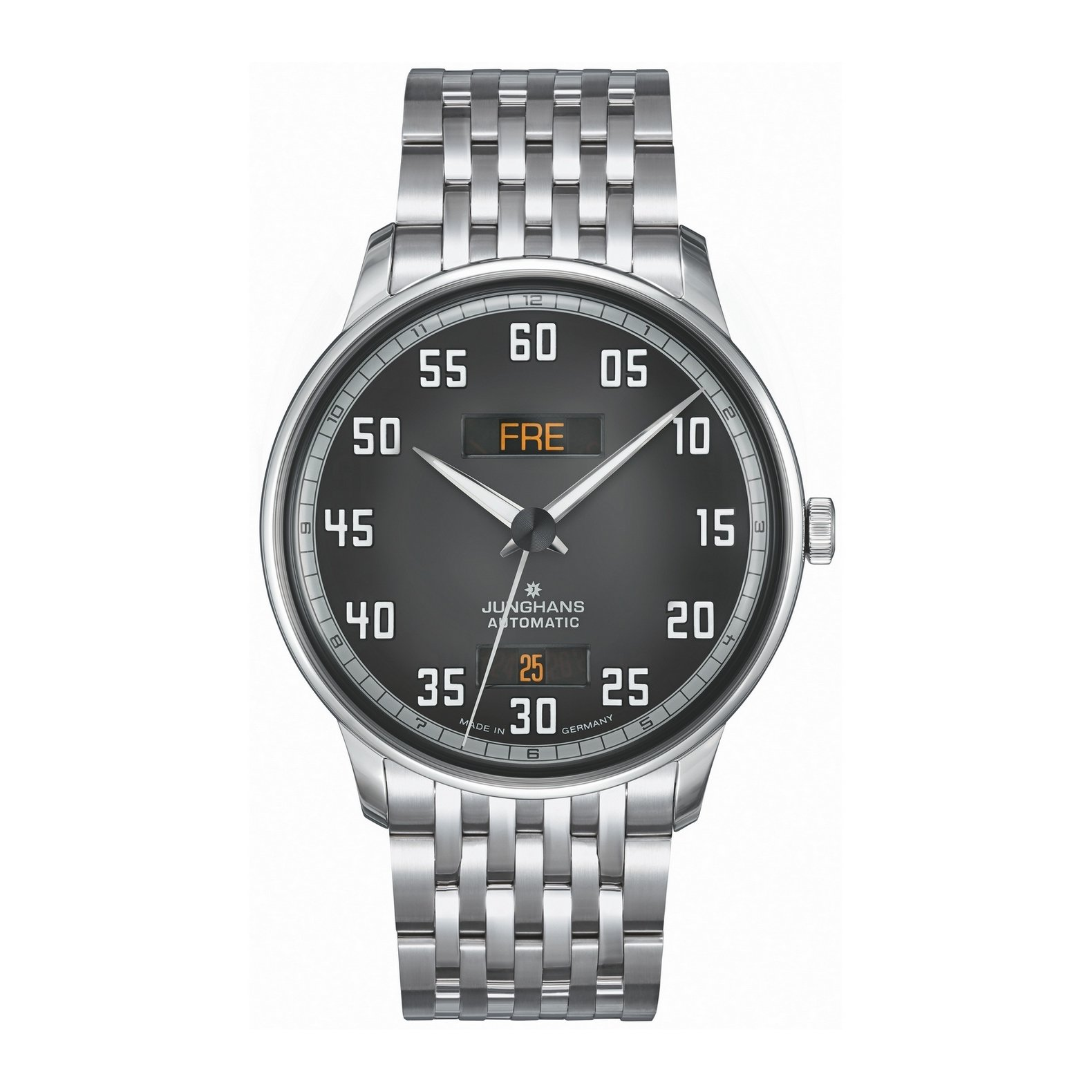 Montre Junghans Meister Driver Day Date 027/4722.44