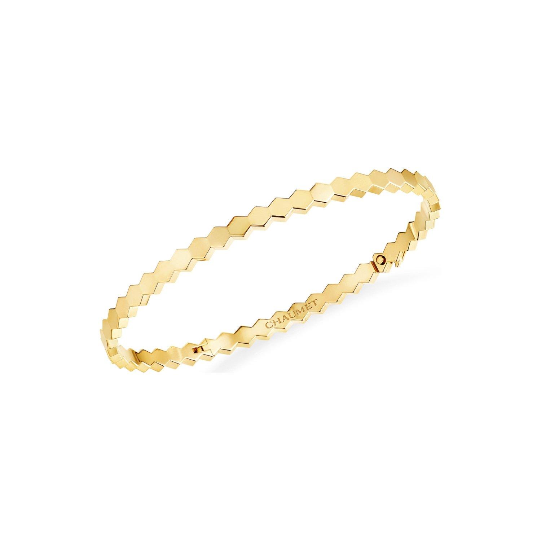 Bracelet Chaumet Bee my love en or jaune