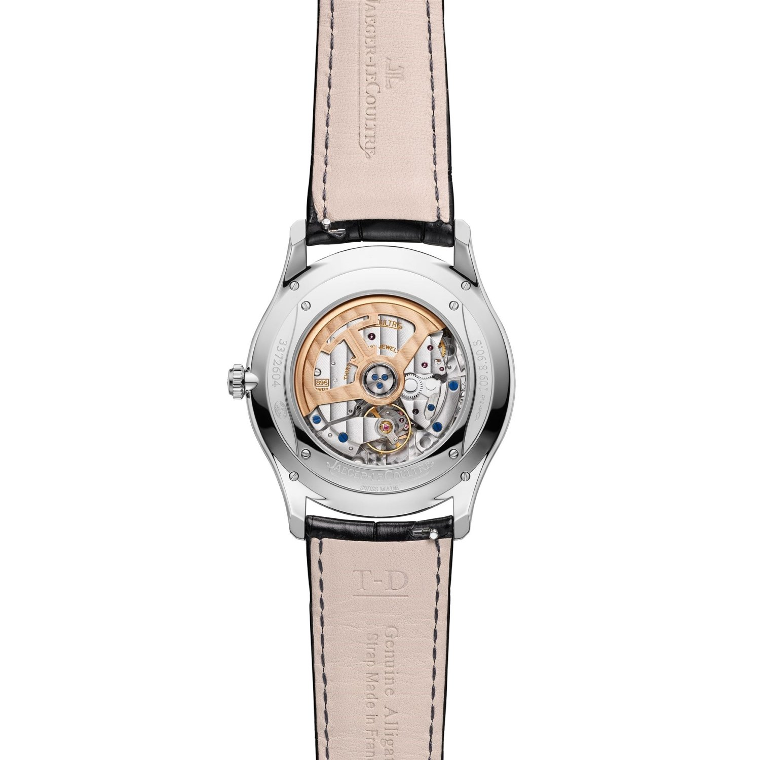 Montre Jaeger-LeCoultre Master Ultra Thin Small Seconds vue 2