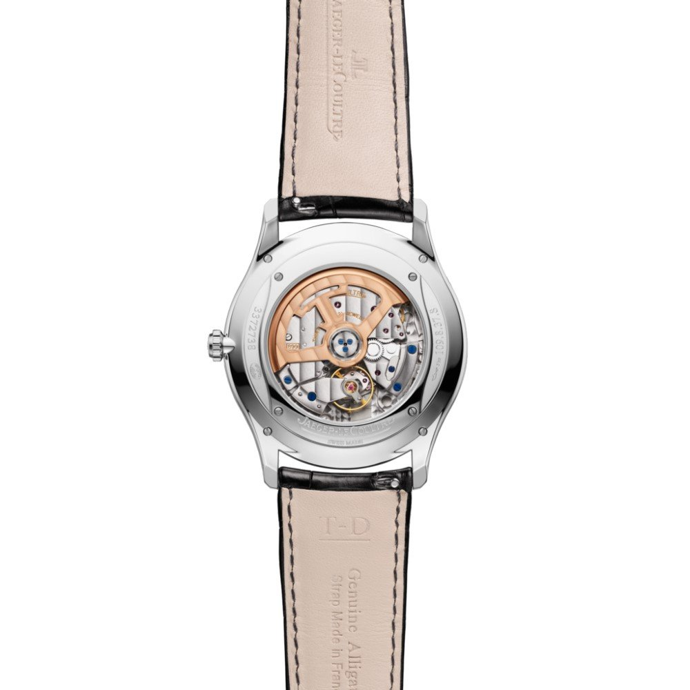 Montre Jaeger-LeCoultre Master Ultra Thin Date vue 2