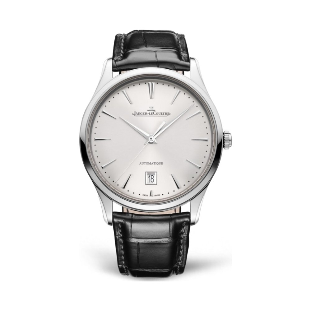 Montre Jaeger-LeCoultre Master Ultra Thin Date vue 1