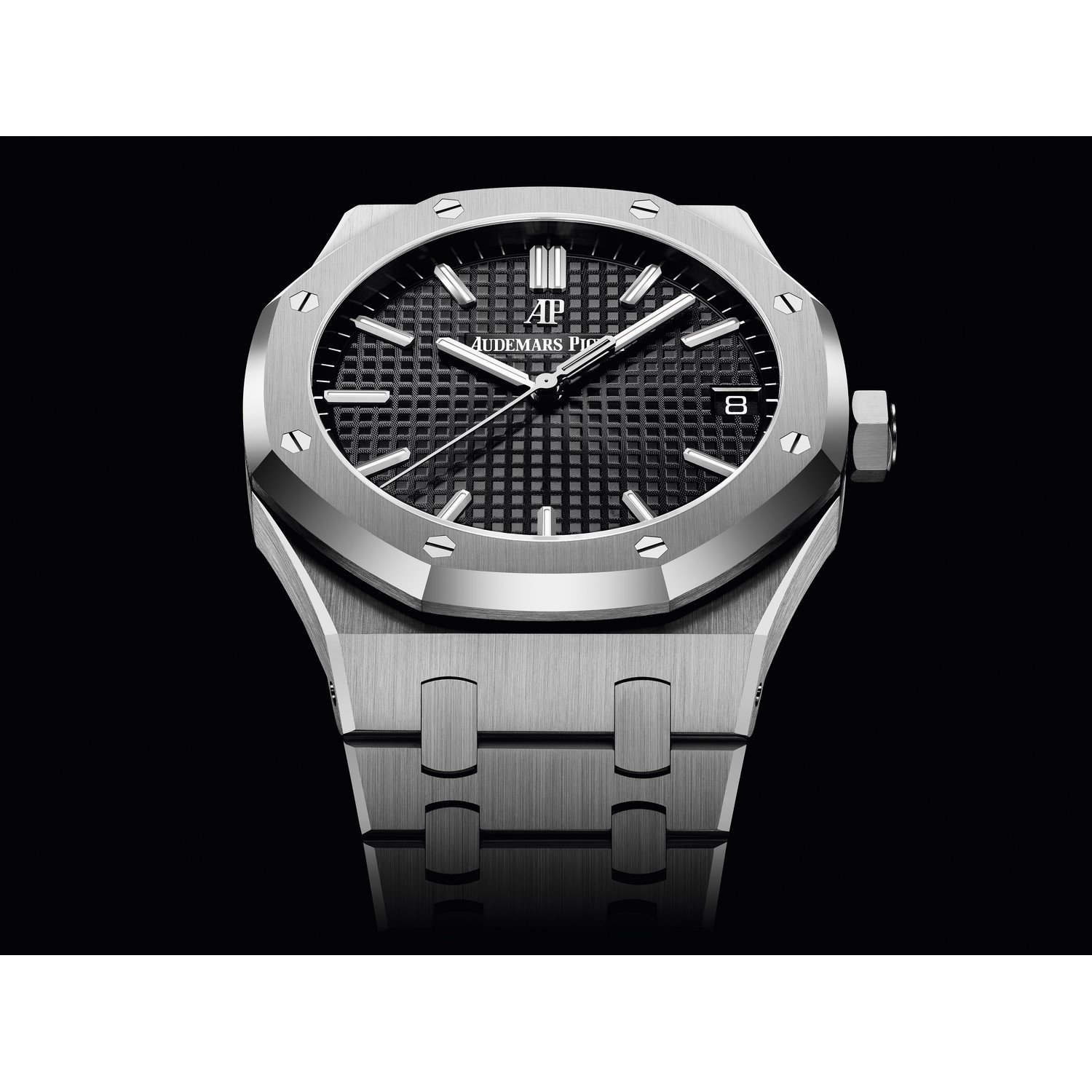 Montre Audemars Piguet Royal Oak Automatique vue 2