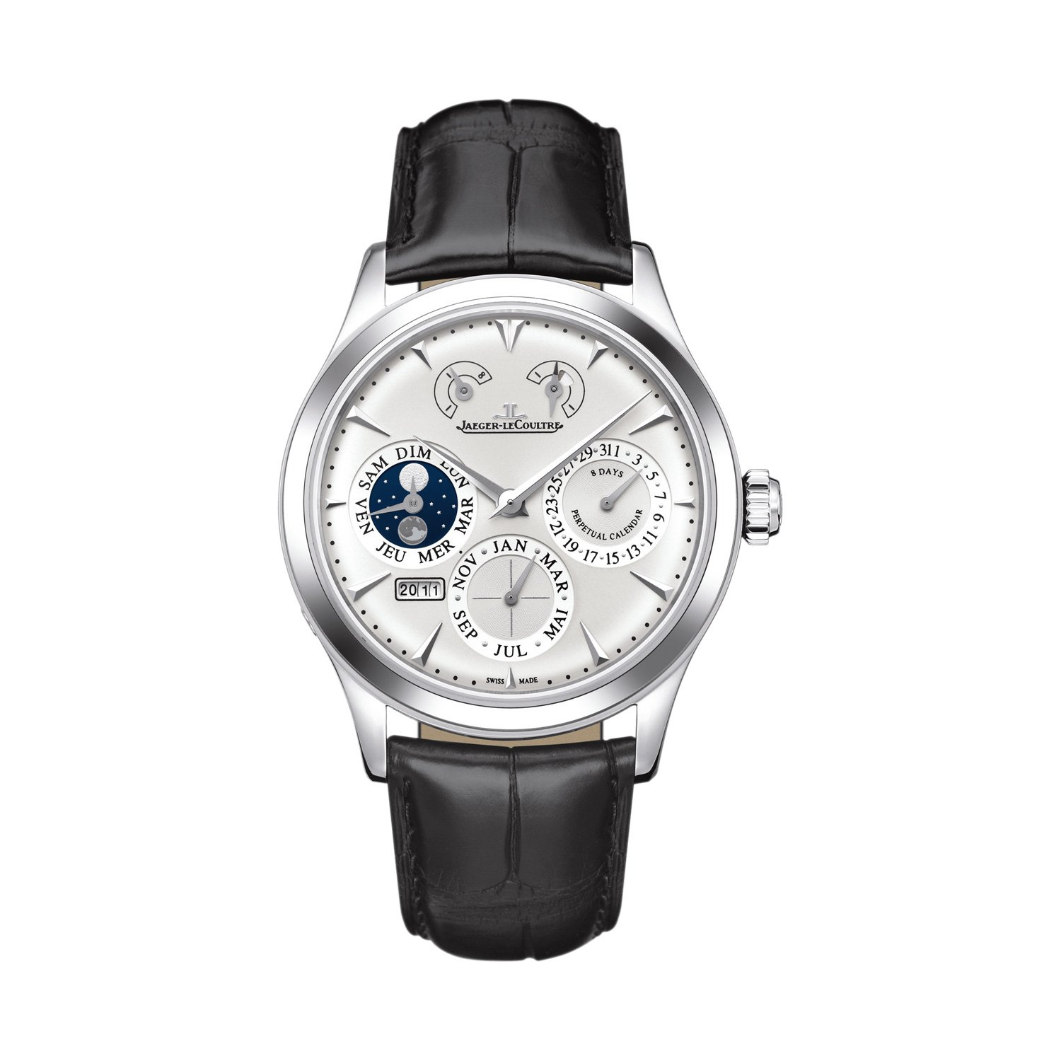 Montre Jaeger-LeCoultre Master Eight Days Perpetual