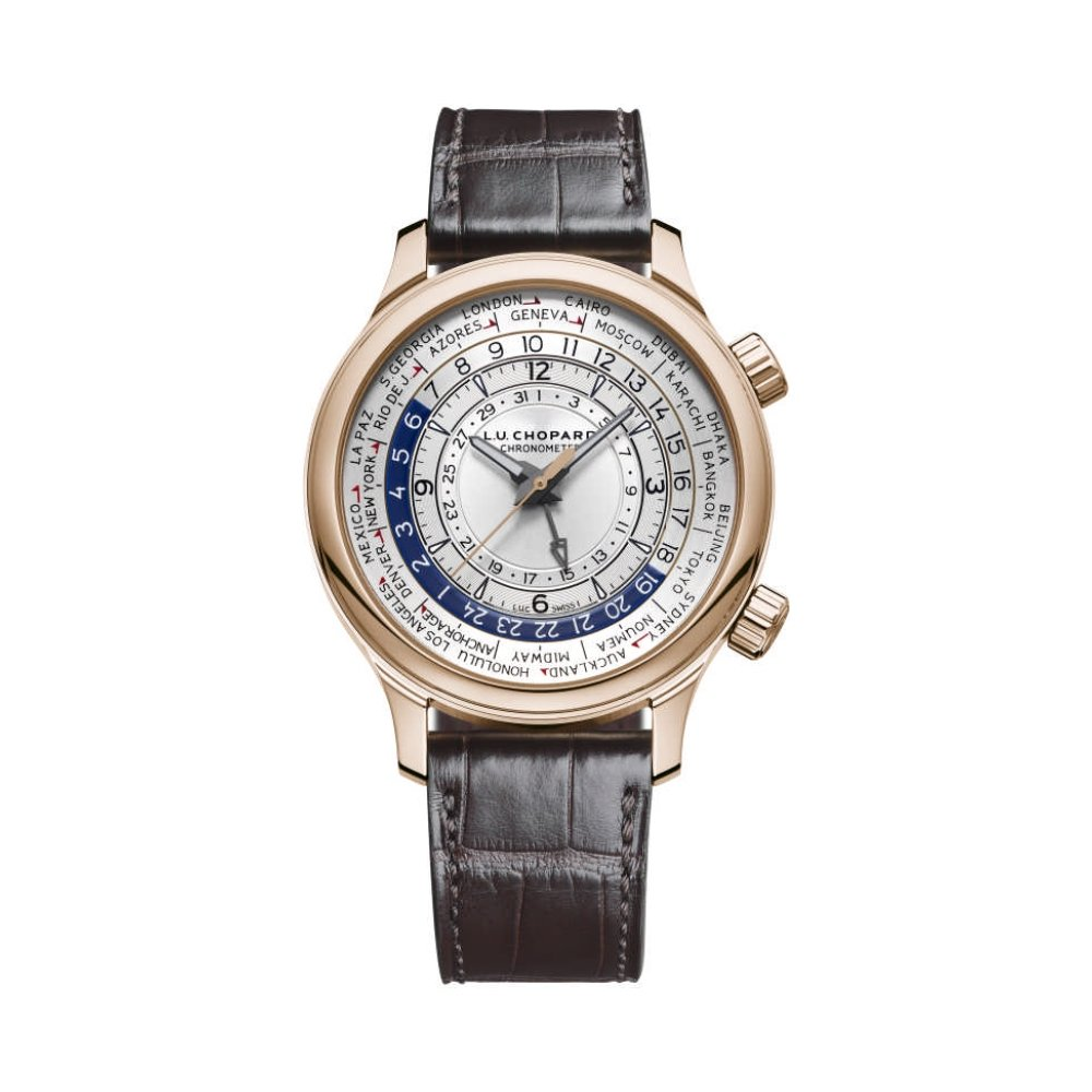 Montre Chopard L.U.C Time Traveler One vue 1