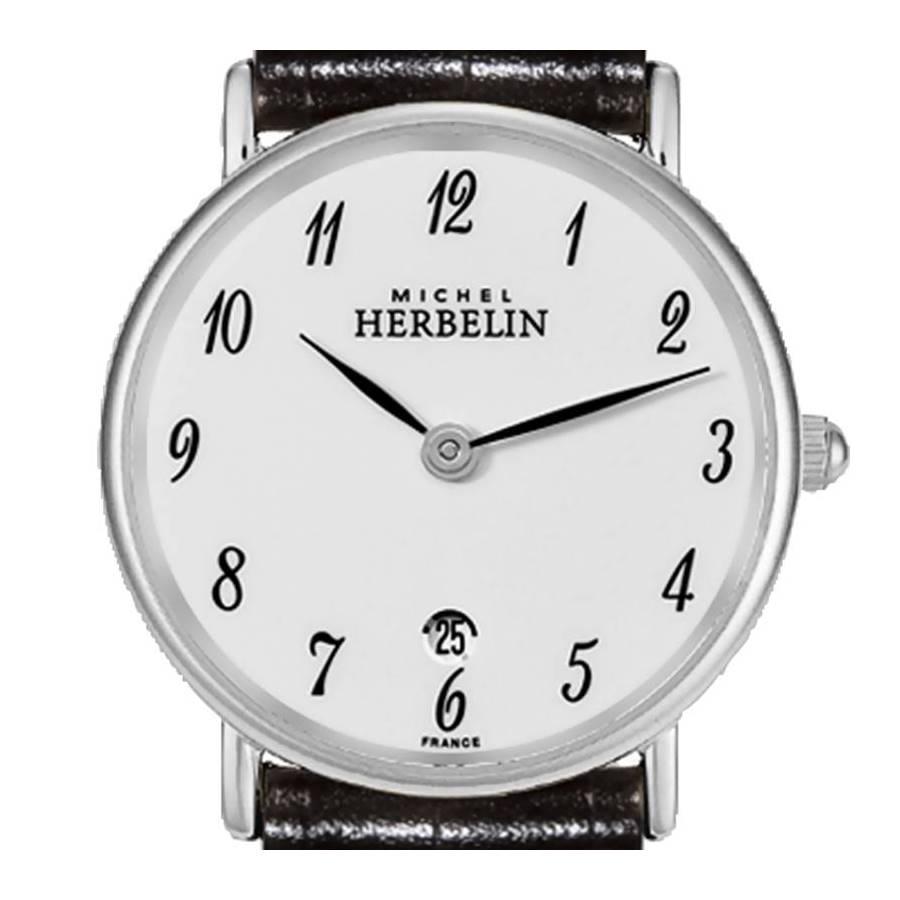Montre Michel Herbelin Classiques  vue 2