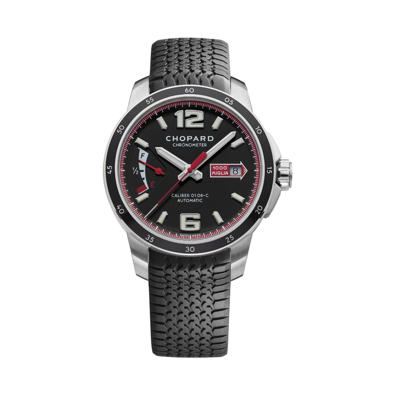 Montre Chopard Classic Racing Mille Miglia GTS Power Control vue 1