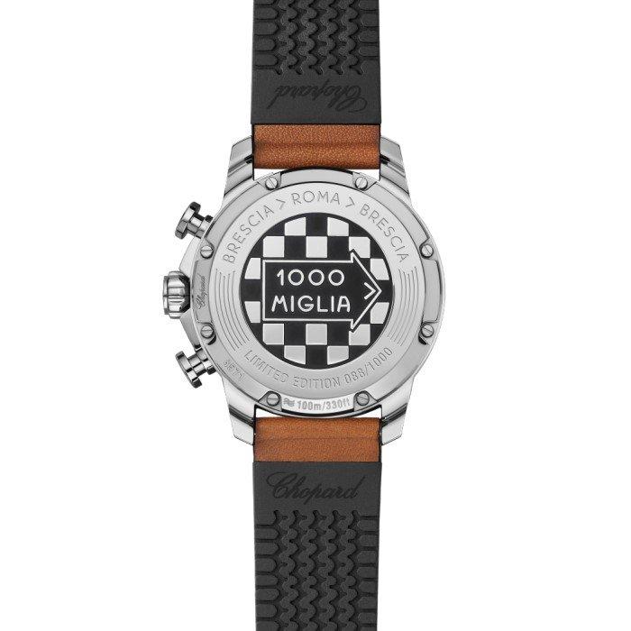check-out 15f3f 9720a Montre Chopard Classic Racing Mille Miglia 2019 Race Edition édition limitée