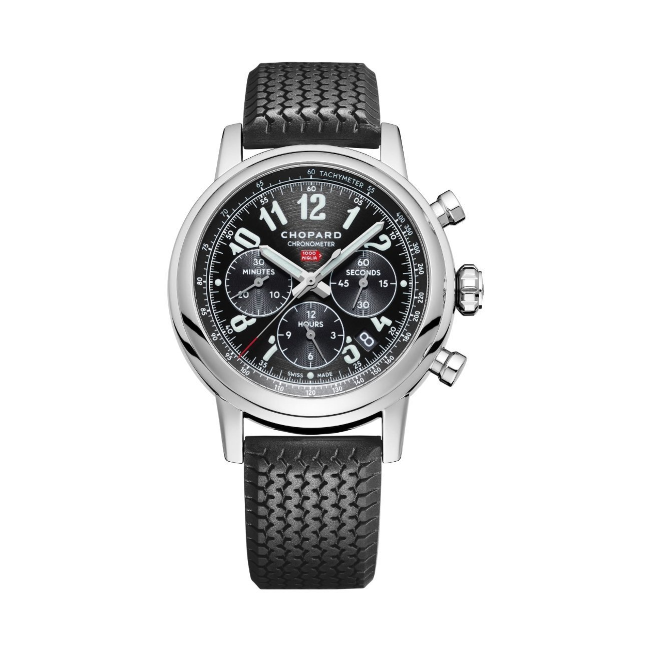 Montre Chopard Classic Racing Mille Miglia Classic Chronograph vue 1