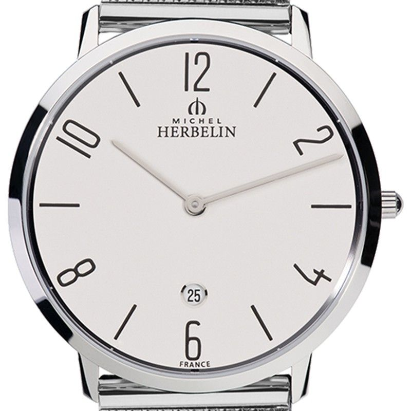 Montre Michel Herbelin City 19515/21B vue 2