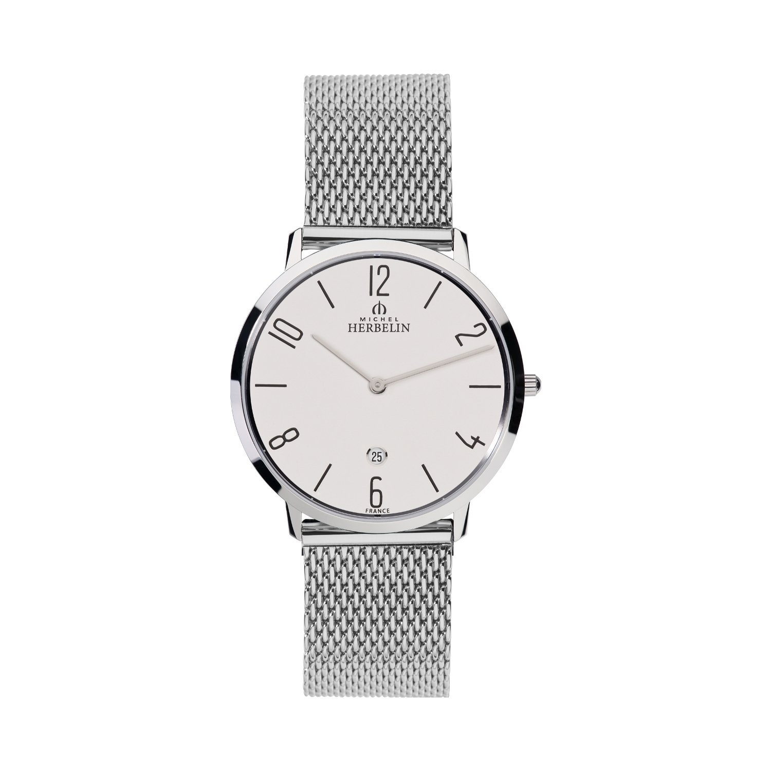 Montre Michel Herbelin City 19515/21B vue 1
