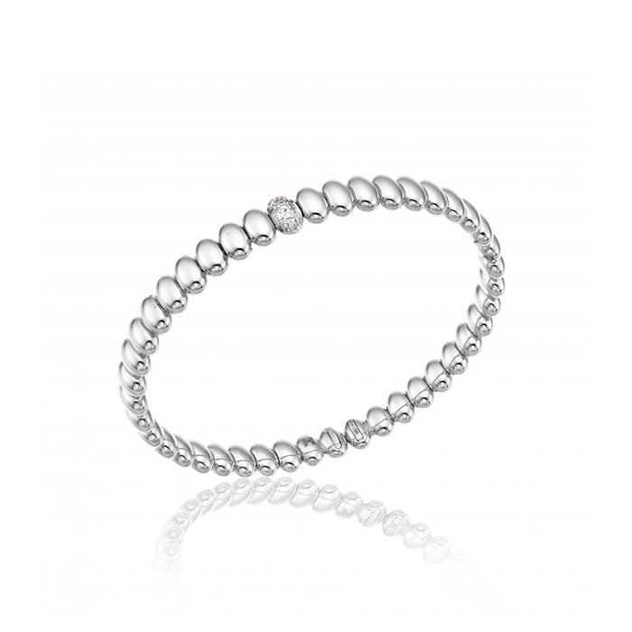 Bracelet CHIMENTO Armillas Acqua en or blanc et diamants