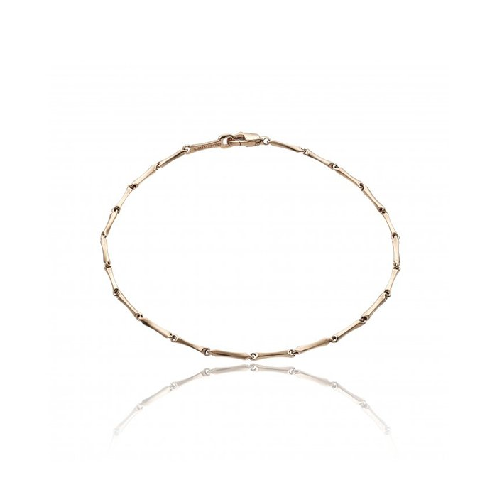 Bracelet CHIMENTO Tradition Gold Bamboo classic en or rose