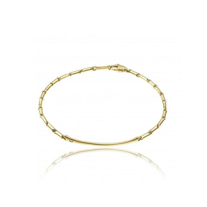 Bracelet CHIMENTO Bamboo D-Bamboo en or jaune et diamant