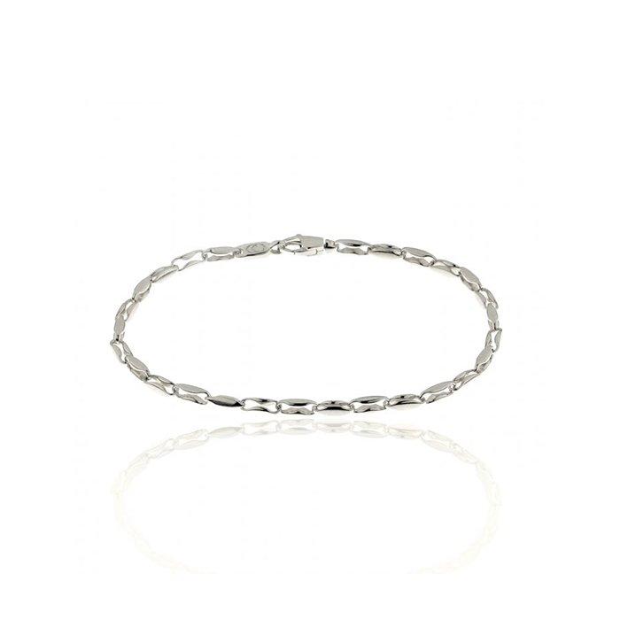 Bracelet CHIMENTO Tradition Gold Accenti en or blanc