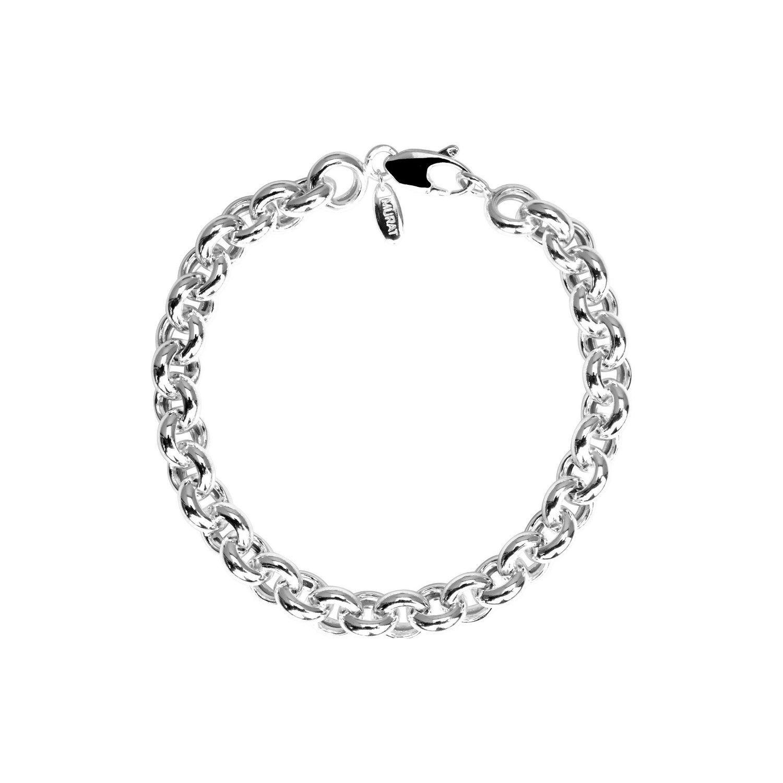 Bracelet Murat en argent vue 1