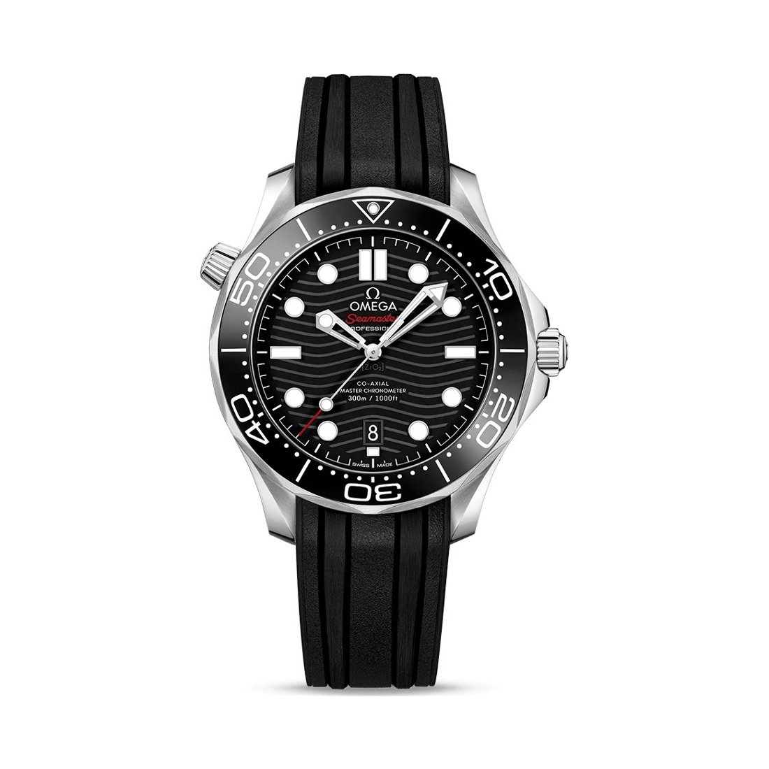 Montre Omega Seamaster Diver 300M Co‑Axial Master Chronometer 42mm vue 1