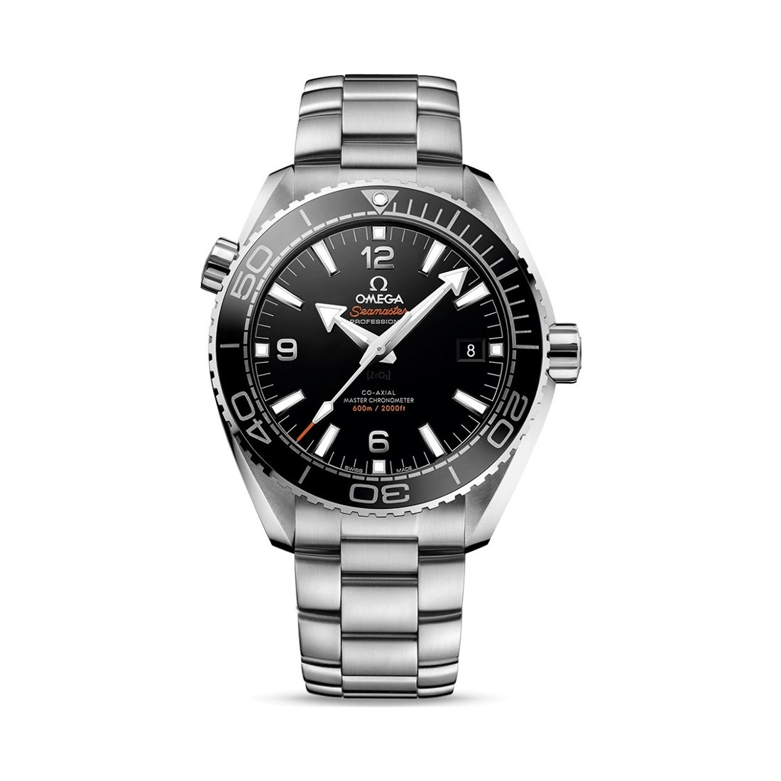 Montre Omega Seamaster Planet Ocean 600M Co‑Axial Master Chronometer 43.5mm