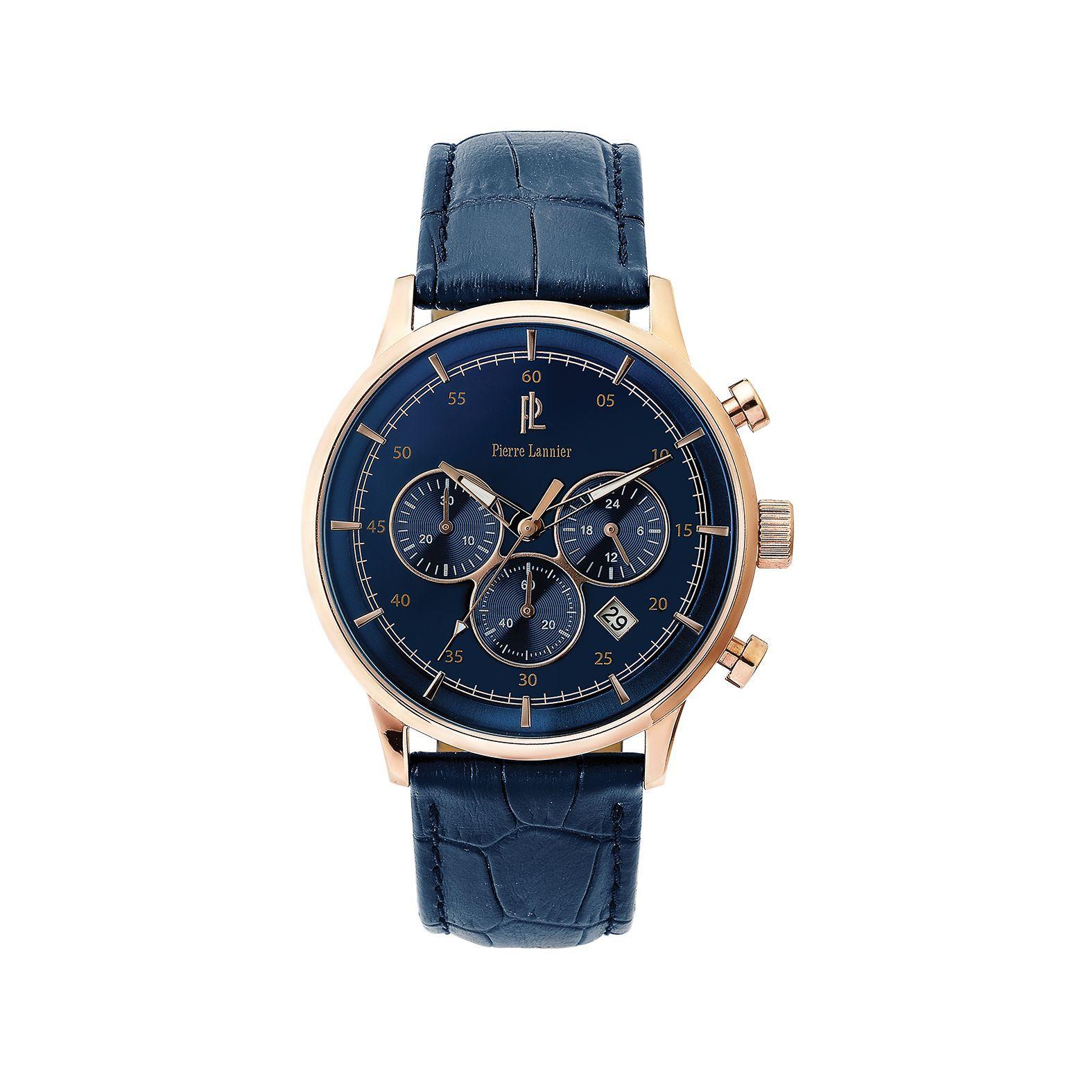 Montre Pierre Lannier Elegance chrono 225D466 vue 1