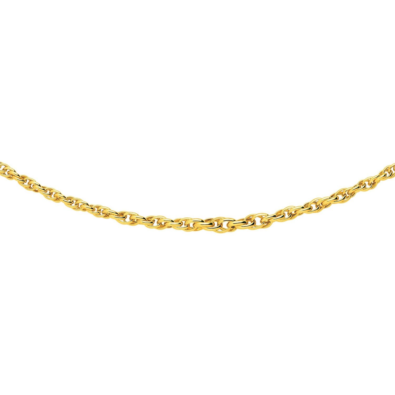 Collier en or jaune
