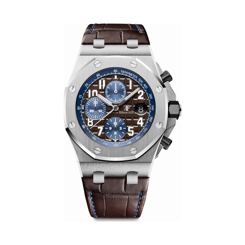 Montre Audemars Piguet Royal Oak Offshore Chronographe Automatique vue 1