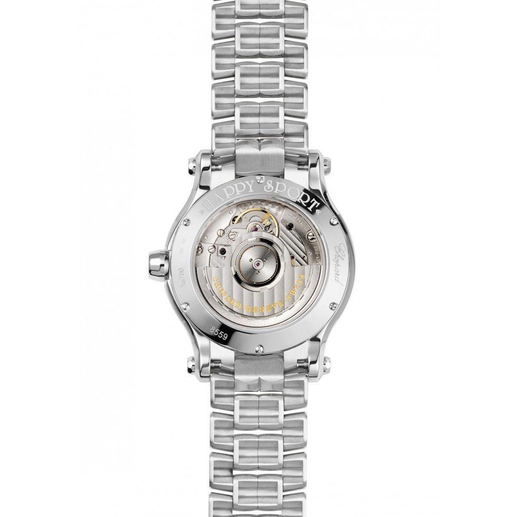 Montre Chopard Happy Diamonds Sport  278559-3002 vue 2