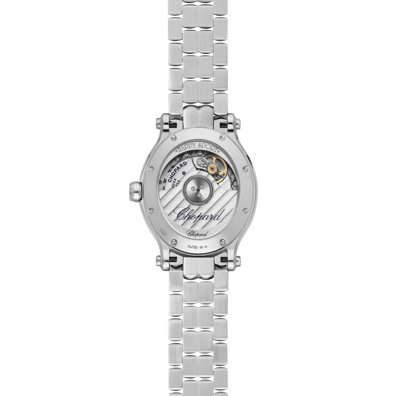 Montre Chopard Happy Sport Oval vue 2