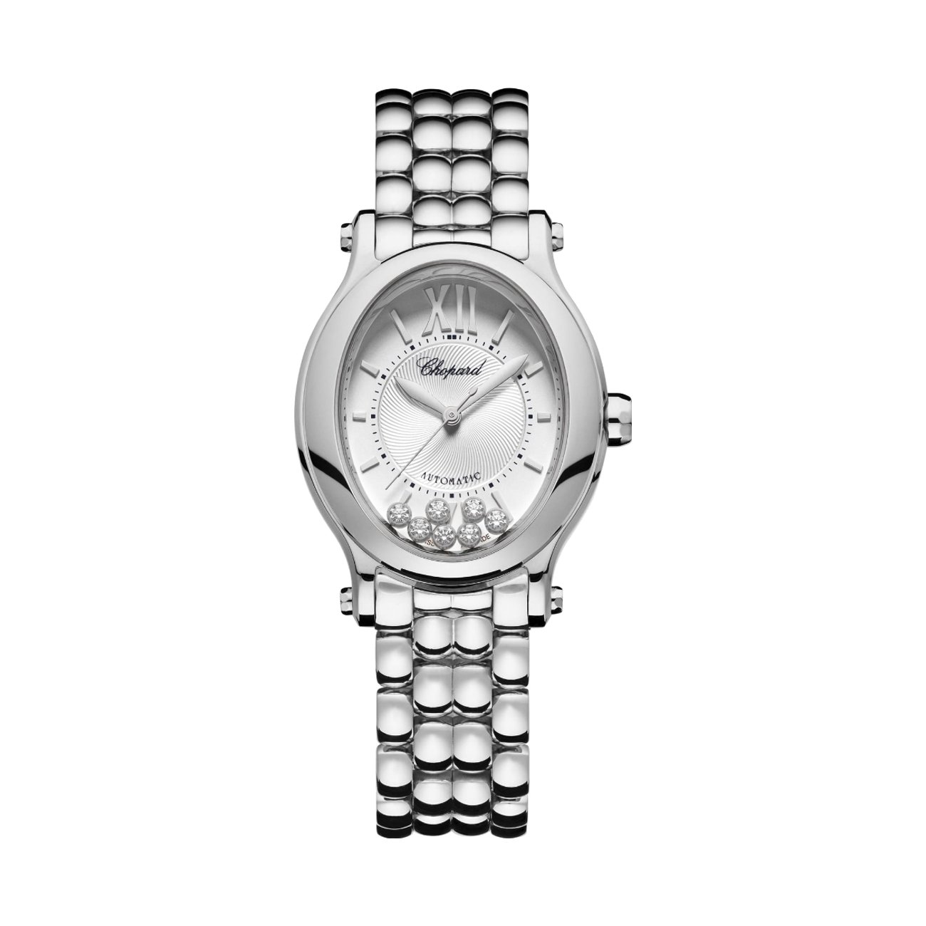 Montre Chopard Happy Sport Oval vue 1