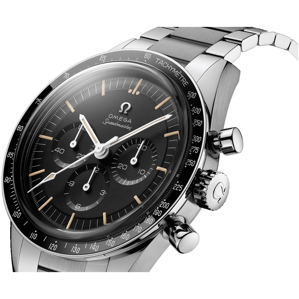 Montre Omega Speedmaster Moonwatch Chronographe Calibre 321 39.7mm vue 3