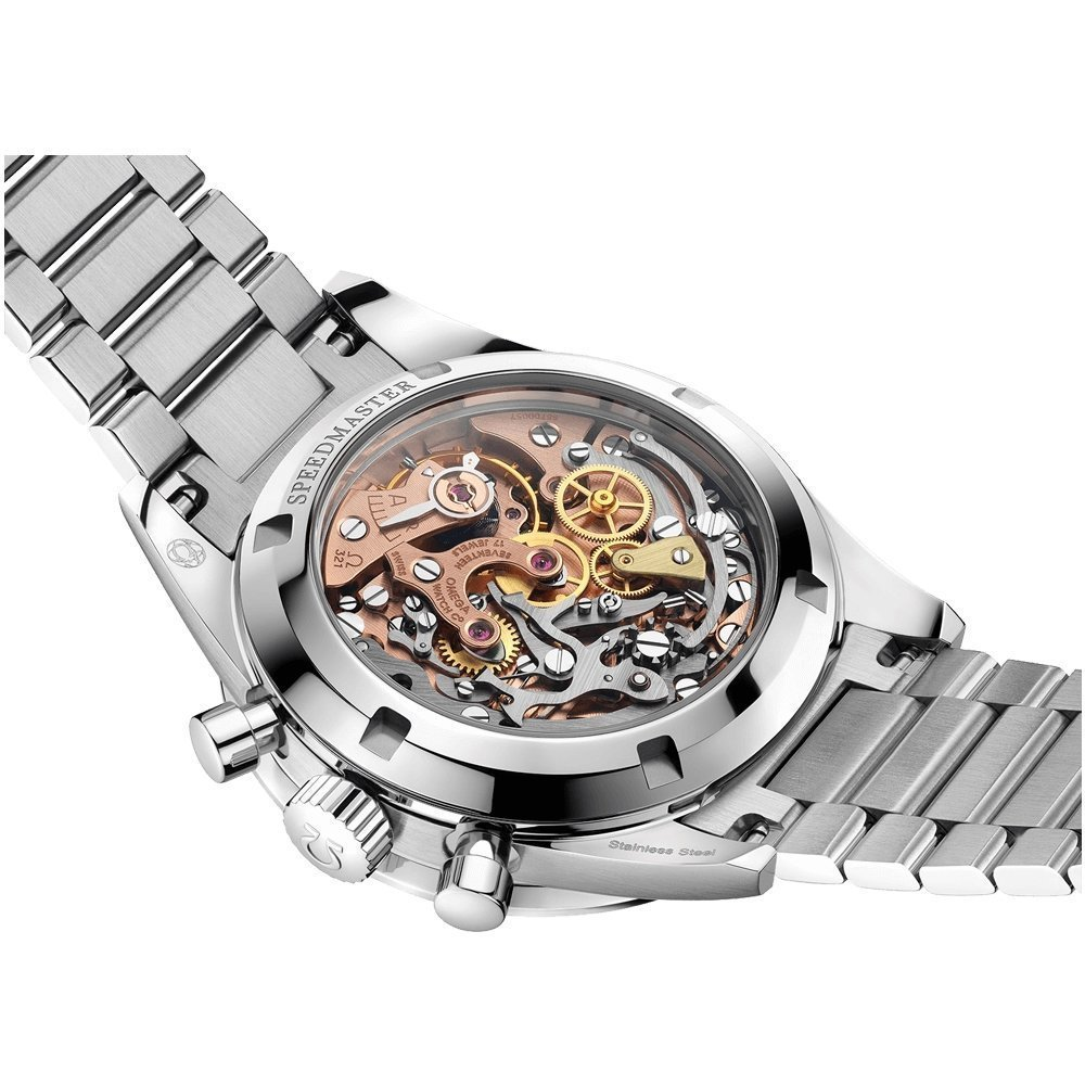 Montre Omega Speedmaster Moonwatch Chronographe Calibre 321 39.7mm vue 4