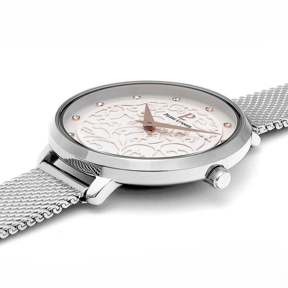 Coffret de montre Pierre Lannier Eolia 366F608 et collier vue 3