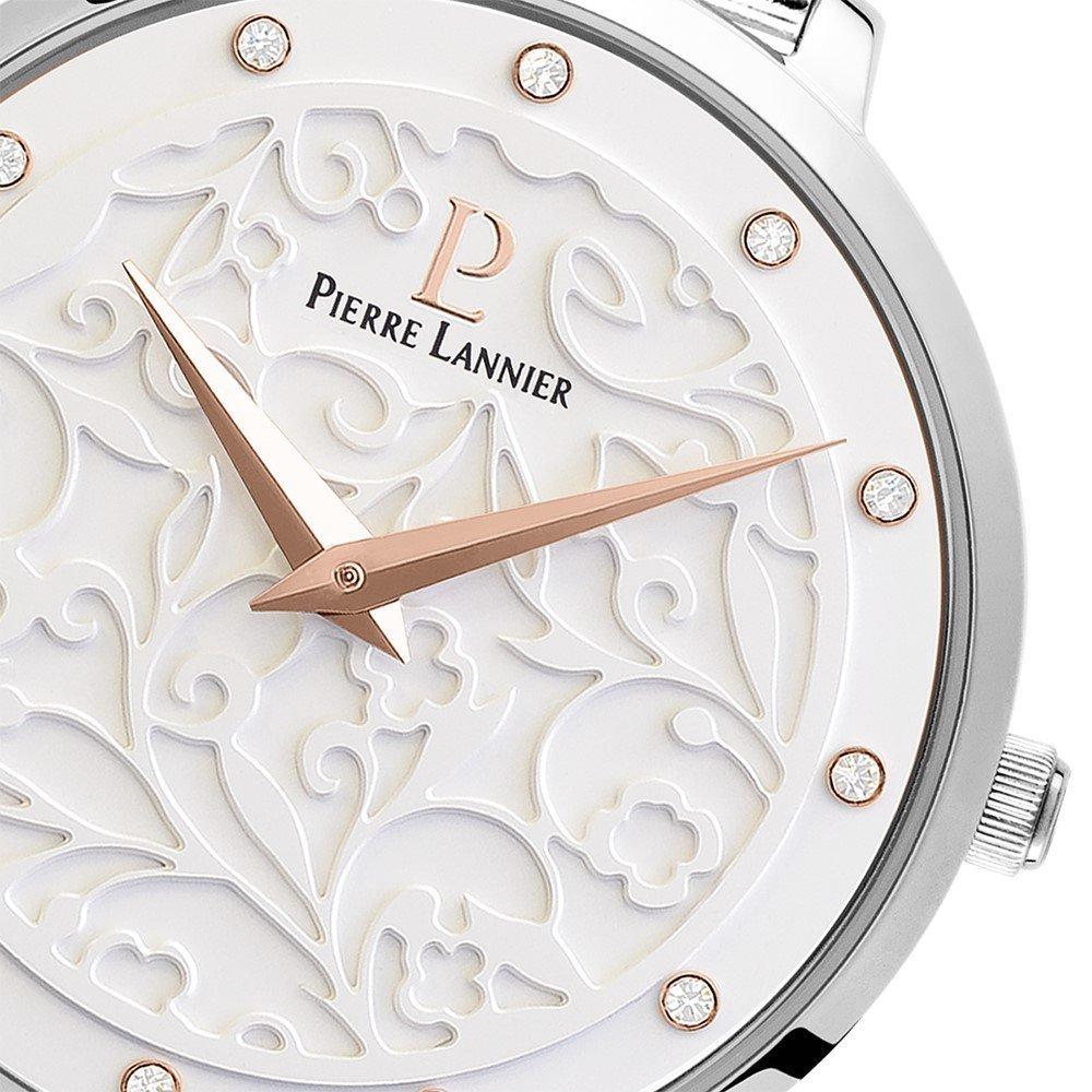 Coffret de montre Pierre Lannier Eolia 366F608 et collier vue 4