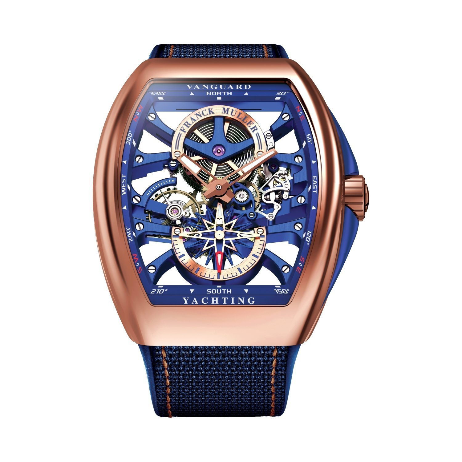 Montre Franck Muller Vanguard Yachting
