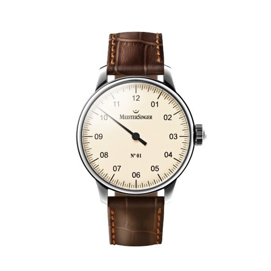 Montre Meistersinger Single-hand N° 01 vue 1