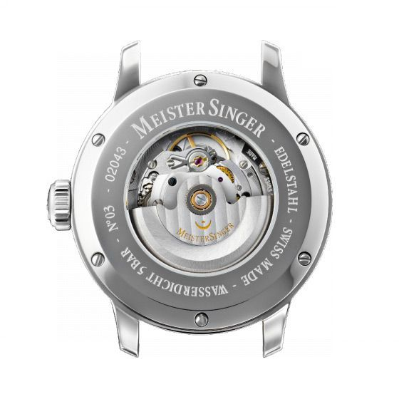 Montre Meistersinger Single-hand N° 03 vue 2