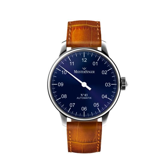 Montre Meistersinger Single-hand N° 03 vue 1