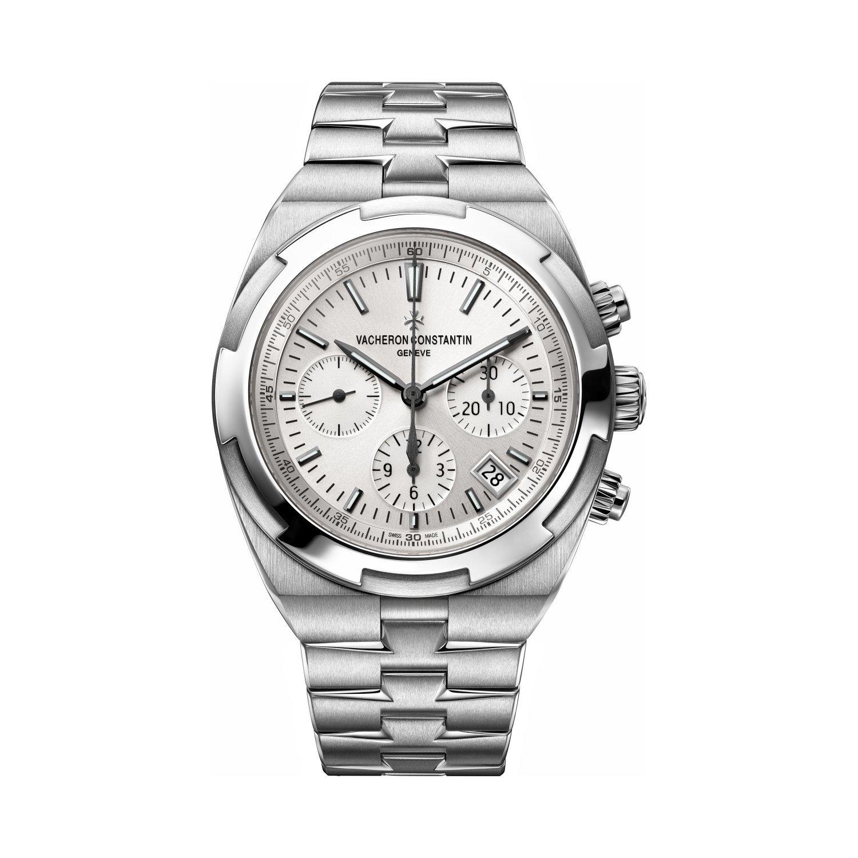 Montre Vacheron Constantin Overseas chronographe vue 3